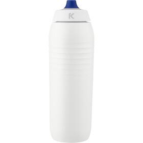 KEEGO Borraccia in titanio comprimibile 750ml, bianco